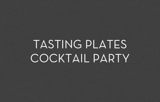 tastingplates